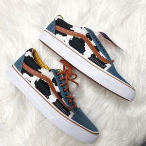 VANS Toy Story Woody/Denim Rare Collection